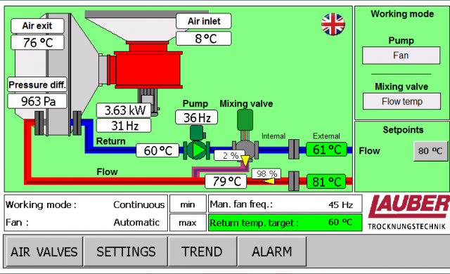 Touchpanel_main_menu_L-ENZ_with_pump_and-3-way_mixing_valve